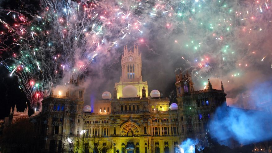 La Policía Municipal de Bilbao decomisó casi 90 kilos de material pirotécnico durante las navidades