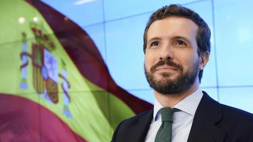 """Casado pregunta a Sánchez """"cómo puede tolerar la agresión a España"""" de Junqueras a cambio de seguir en el poder"""