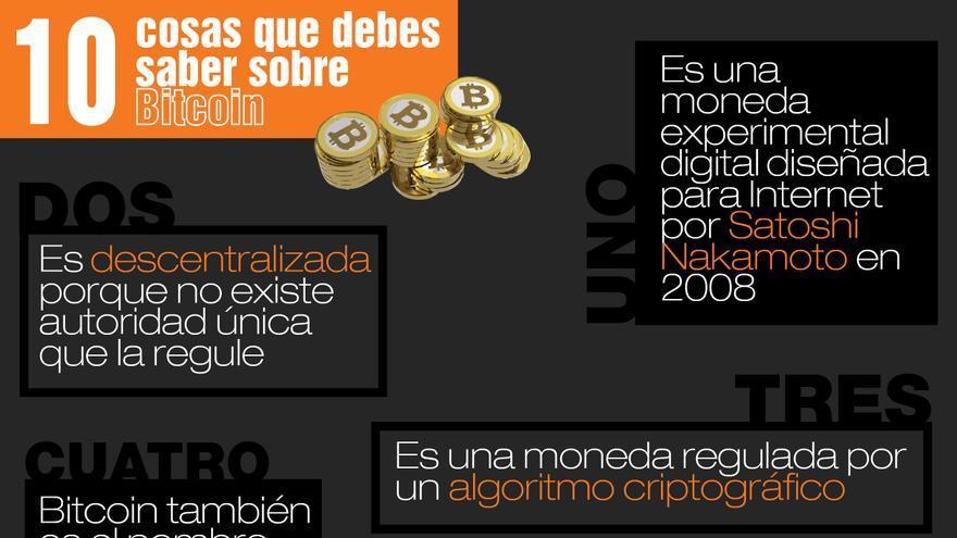 10 cosas que debes saber sobre Bitcoin