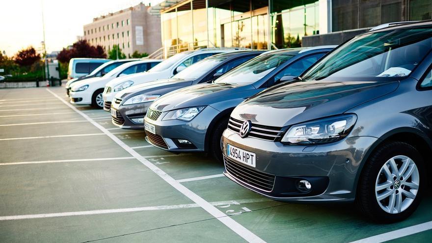 La demanda de vehículos de renting cuadruplica la cifra de matriculaciones en octubre