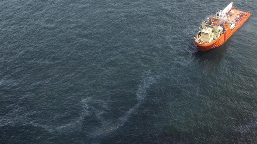 Un estudio advierte de efectos duraderos del derrame petrolero en EE.UU. en 2010