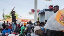 República Dominicana actúa ante el tráfico de combustible en la frontera con Haití