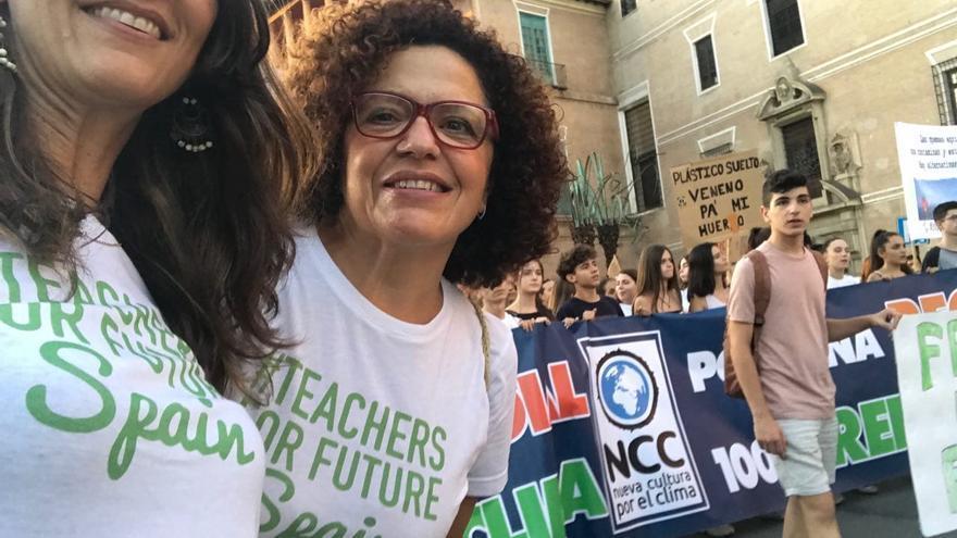 Conxi Arlandis, Teachers for Future Spain:
