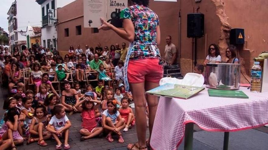 Festival Periplo en Puerto de la Cruz