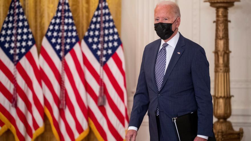 RSF reclama a Biden un plan para la evacuación de los periodistas afganos