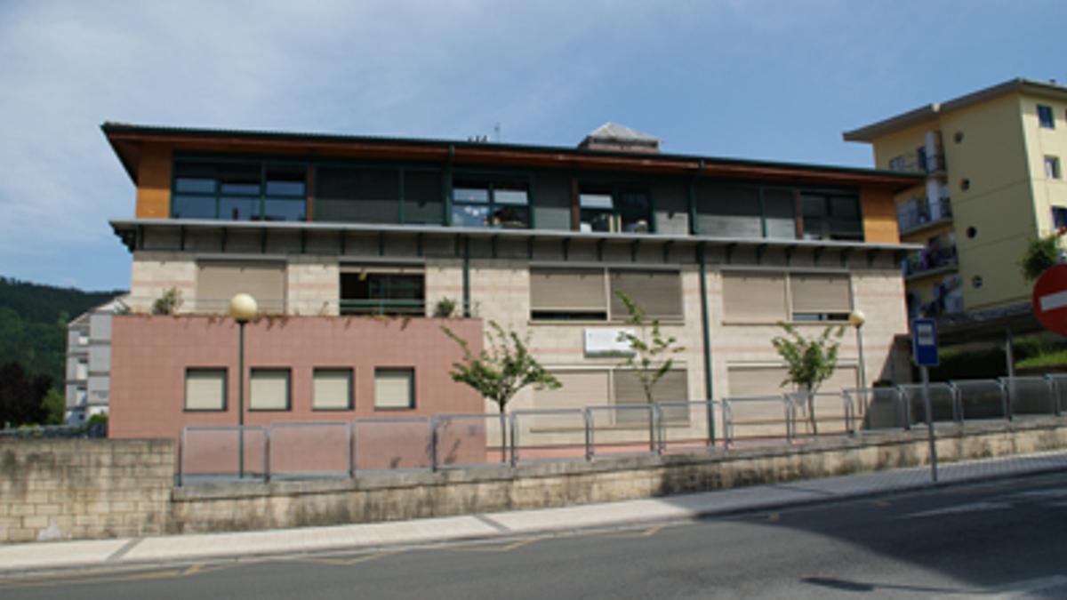 Escuela pública Urdaneta de Ordizia