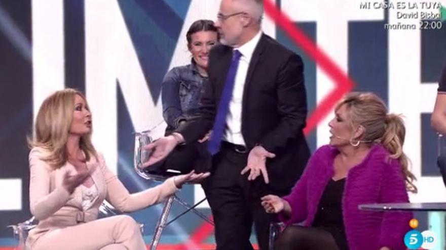 Agria discusión entre Lydia Lozano y Olvido Hormigos en 'GH VIP'