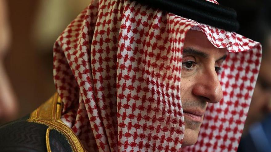 """Arabia Saudí se queja de que la respuesta por el asesinato de Khashoggi ha sido """"histérica"""""""