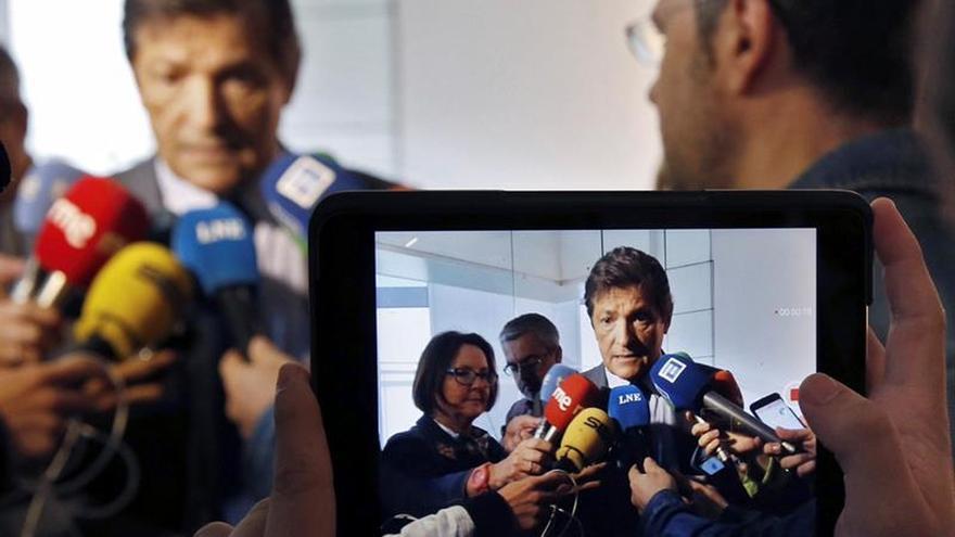 El PSOE asturiano elige al sucesor de Javier Fernández tras casi 17 años