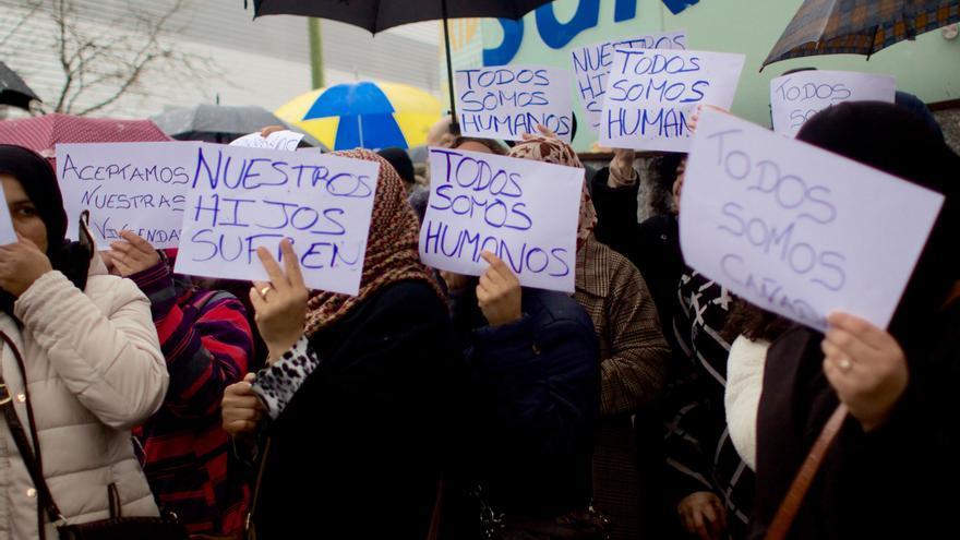 Las asociaciones de vecinos denuncian ante la Asamblea de Madrid el cambio de rumbo en la política hacia la Cañada.