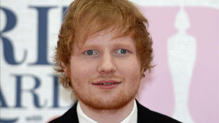 Ed Sheeran gana los Brit al mejor artista británico y mejor álbum del año