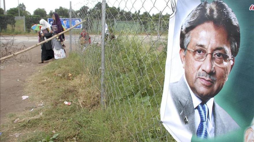 Mushárraf entrega la fianza y obtiene la libertad de movimiento en Pakistán