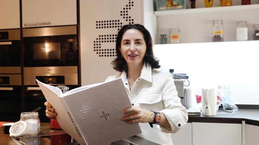 Elena Arzak prevé más mujeres en la alta cocina