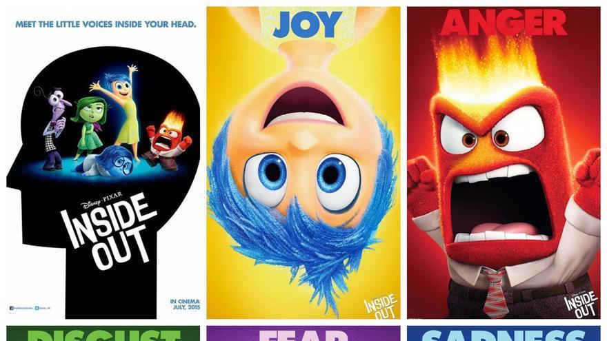 Inside Out: los personajes internos de Pixar