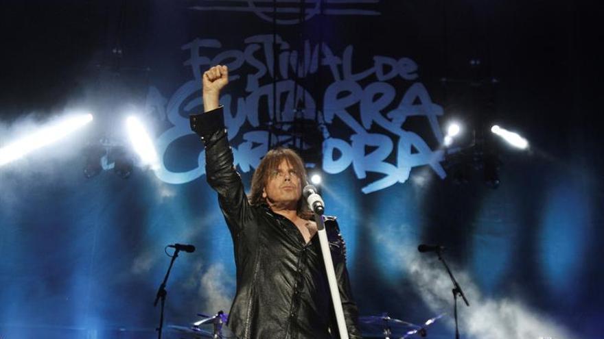 Europe descargan su Glam Metal en Córdoba, única parada en España