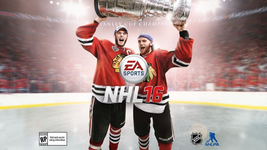 NHL 16 retira a Patrick Kane