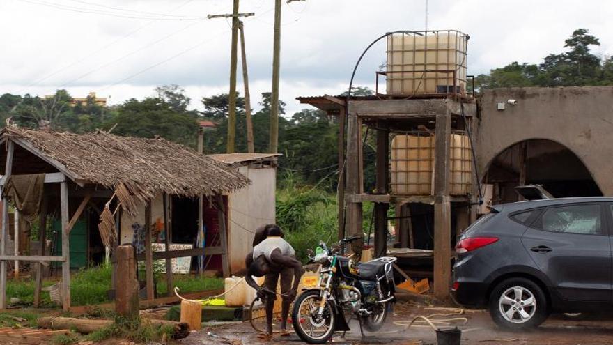 Al menos 36 civiles secuestrados por separatistas anglófonos en Camerún