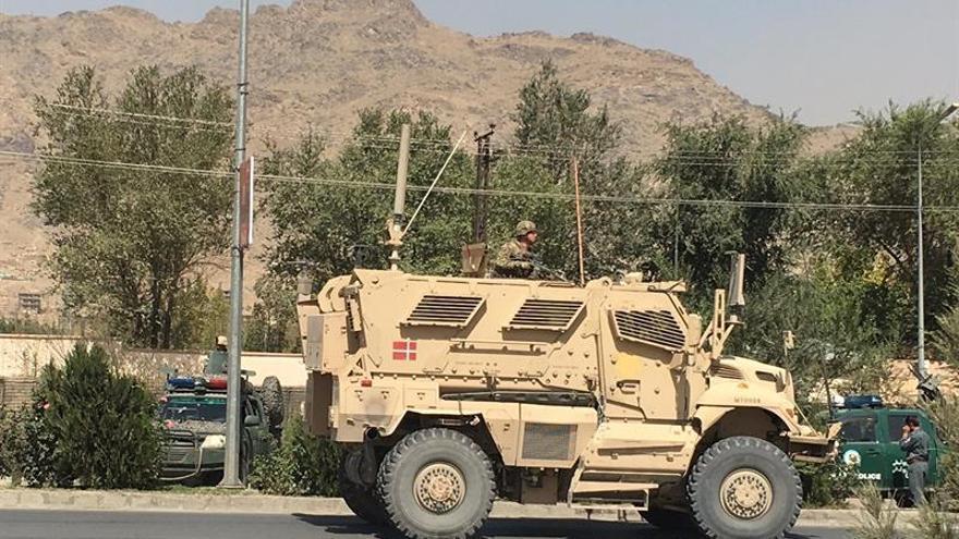Al menos 3 civiles heridos en un ataque suicida a convoy de la OTAN en Kabul