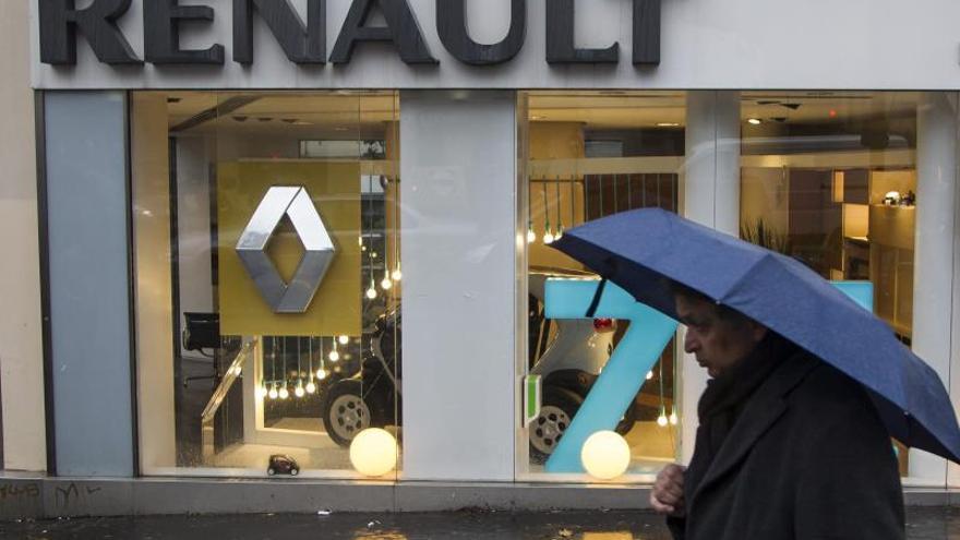 Las ventas de la alianza Renault-Nissan crecieron un 1 % en 2015