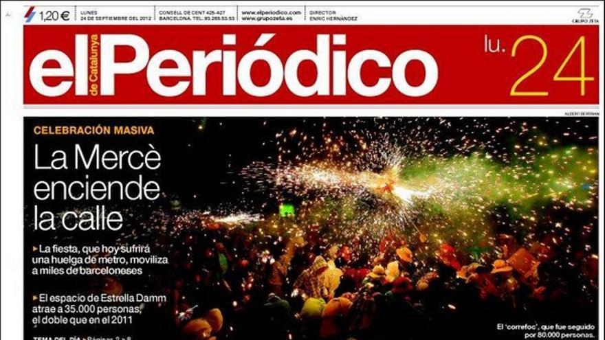 De las portadas del día (24/09/2012) #10