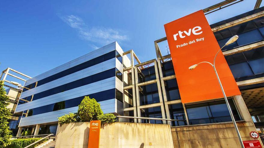 Sede de RTVE en Prado del Rey