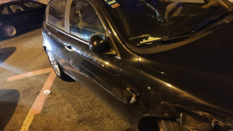 Investigado por conducir ebrio tras chocar con tres vehículos y abandonar el lugar