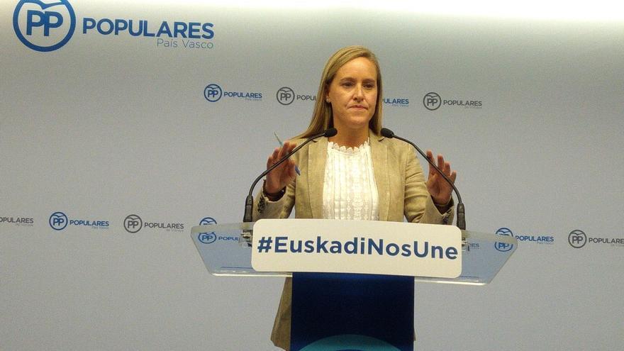 PP pide al Gobierno Vasco que explique por qué ha eliminado la historia de ETA del temario para formar ertzainas