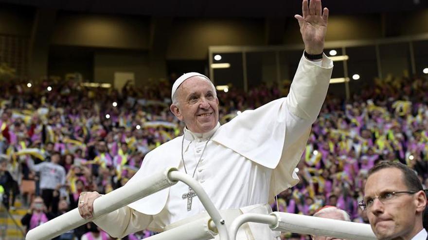 """El Papa recuerda la beatificación en Almería de """"mártires"""" de la Guerra Civil"""