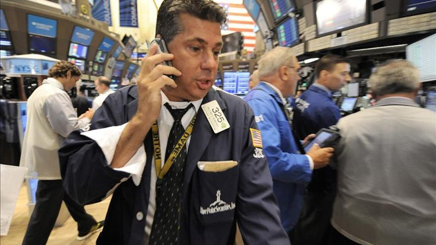 Wall Street abre con fuertes ganancias y el Dow Jones sube un 0,95 por ciento