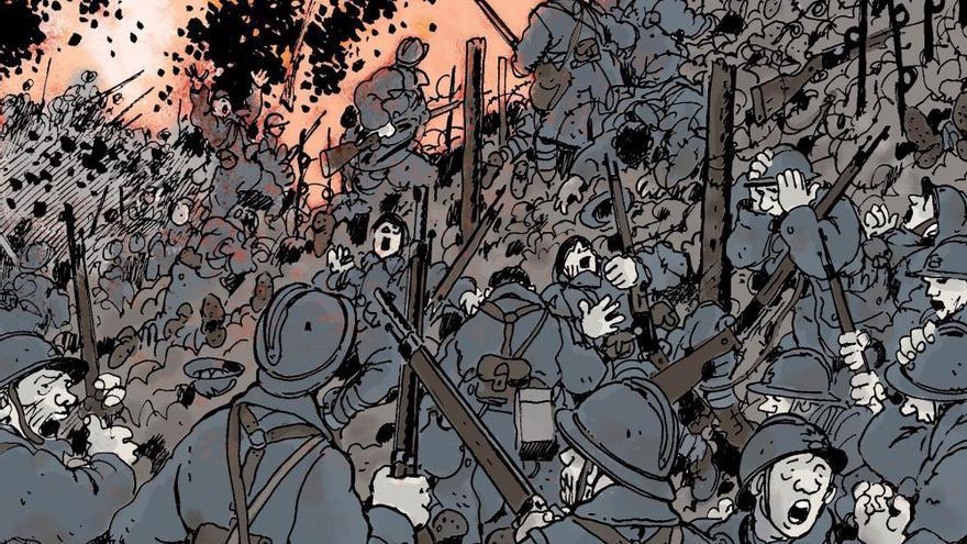 El último asalto - Tardi