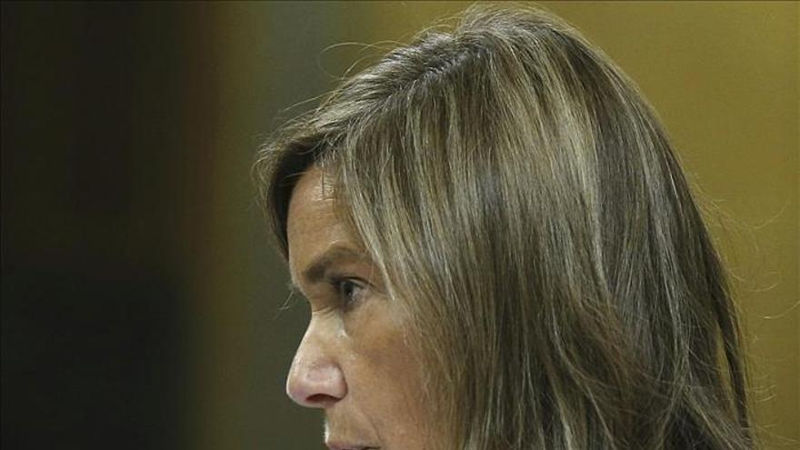 El PP rechaza la destitución de Ana Mato por la crisis del ébola