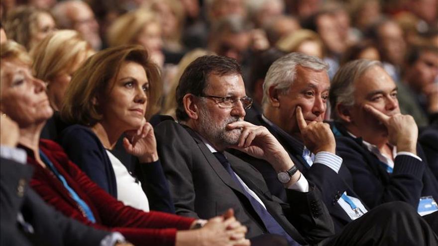 Cospedal defiende el compromiso del PP contra la corrupción y los indeseables