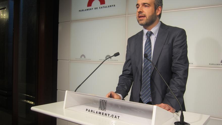 PSC y PSOE pedirán en el Congreso convocar la Comisión Bilateral Estado-Generalitat