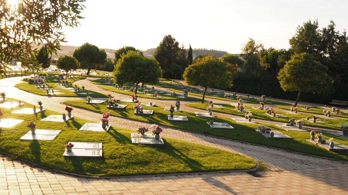 El cementerio de las Contiendas de Valladolid.
