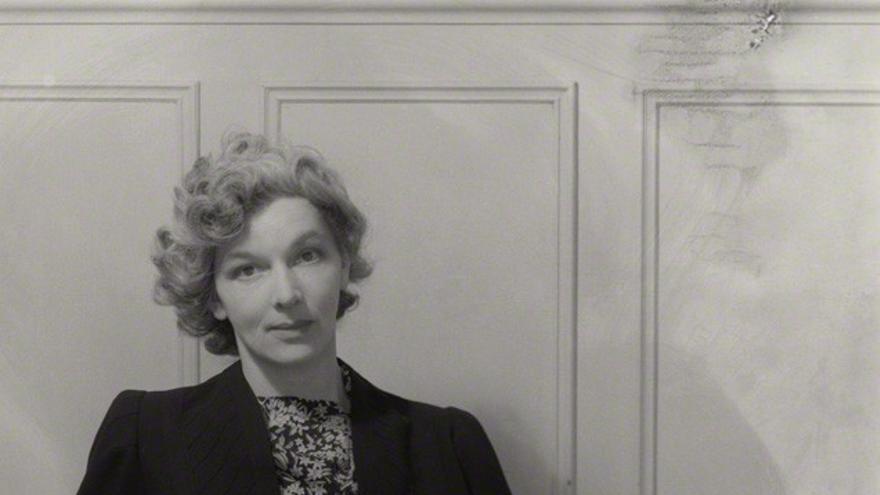 Rosamond Nina Lehmann por Howard Coster (National Gallery, Londres)