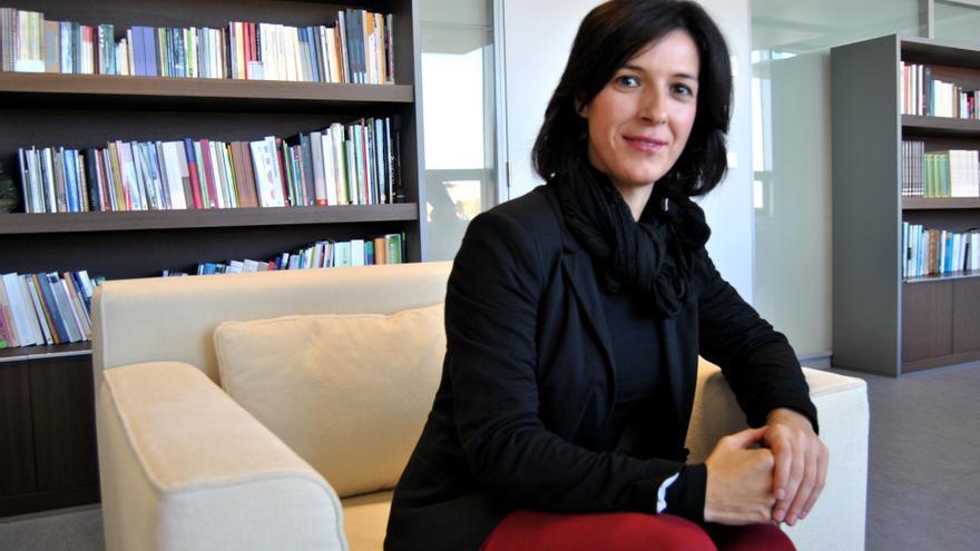 Esther Gutiérrez, consejera de Educación y Empleo