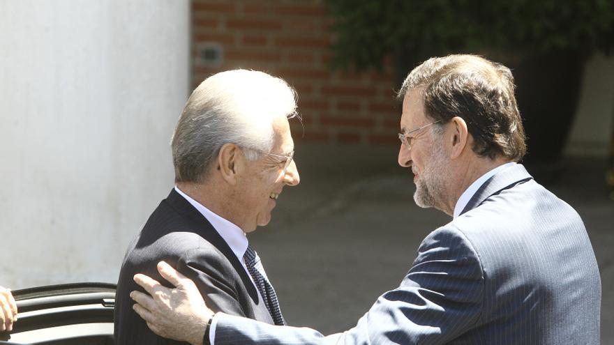 Rajoy se reúne mañana con Monti en Roma y después participa en la IDC, que le reelegirá vicepresidente
