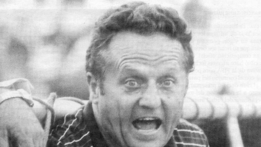 Milosevic entrenó al CD Tenerife a comienzos de la década de los 80 del siglo pasado.