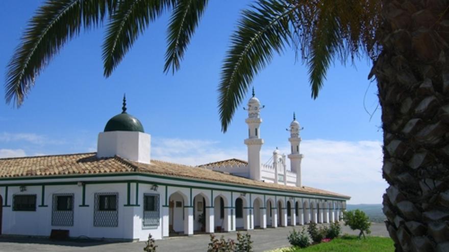 La primera mezquita que se construyó para el culto tras siete siglos en España está en Pedro Abad (Córdoba). Foto. ayuntamiento.org