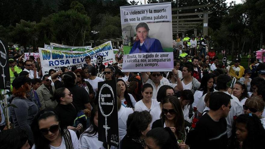Indignación por un concepto que culpa a una colombiana de su violación y muerte