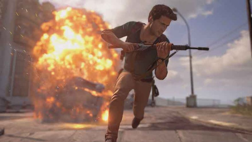 multijugador Uncharted 4: A Thief's End