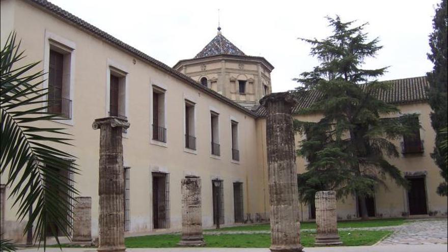 La Biblioteca Pública de la calle Hospital de Valencia