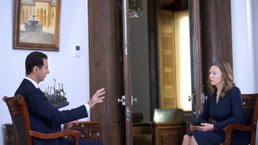 Al Asad considera que la victoria en Alepo pertenece también a sus aliados