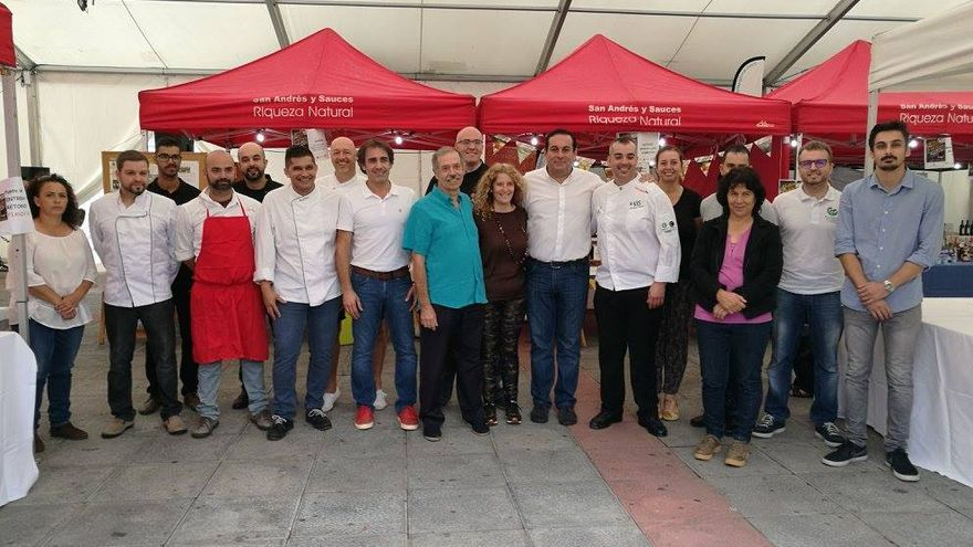 Foro de familia del Festival de Sabores de La Palma.