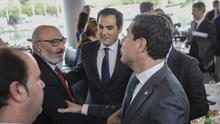 El pacto de Gobierno PP-Vox en Andalucía está allanado hasta final de 2021 pese al pulso de Casado y Abascal en el Congreso