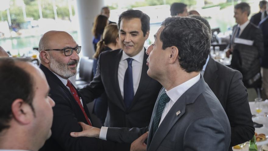 """Vox destaca su contribución al """"cambio tan deseado"""" en Andalucía, que ha sido un """"ejemplo"""" para toda España"""