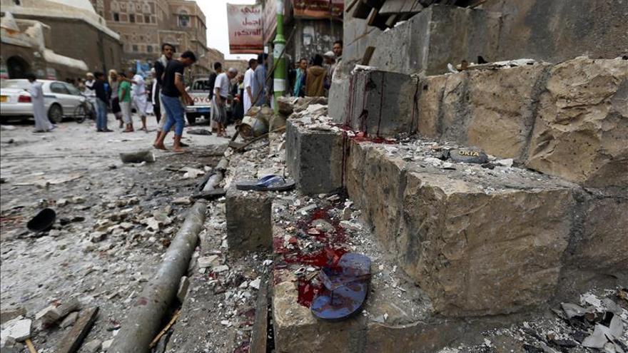 Una filial del Estado Islámico en Yemen reivindica el ataque contra una mezquita en Saná
