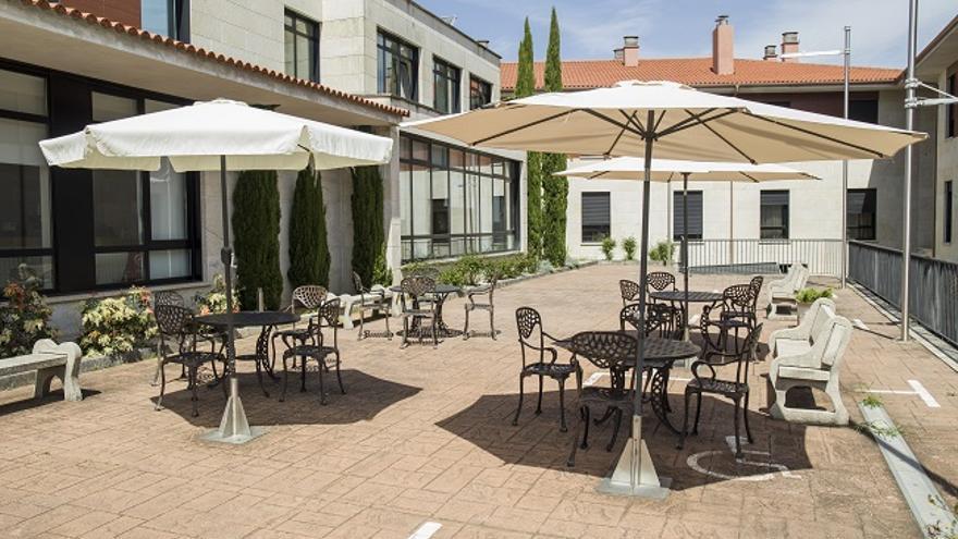 Residencia de mayores DomusVi de Cangas do Morrazo (Pontevedra, Galicia)