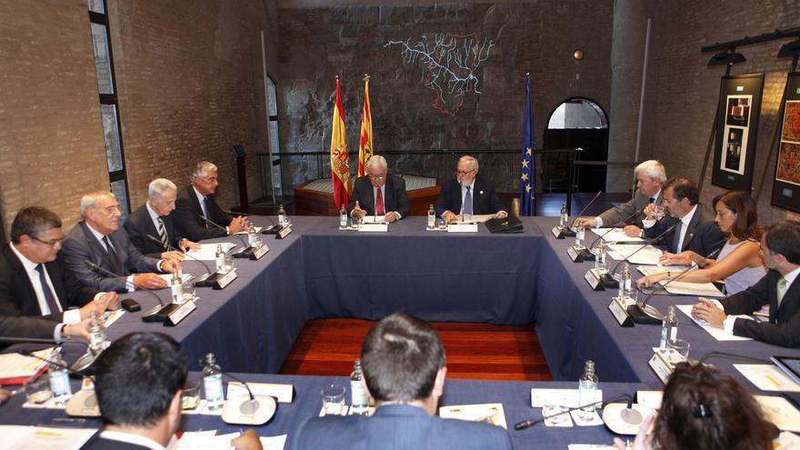 La comisión de Seguimiento del Pacto del Agua entre el Gobierno central y el autonómico se reunió por última vez la pasada legislatura.