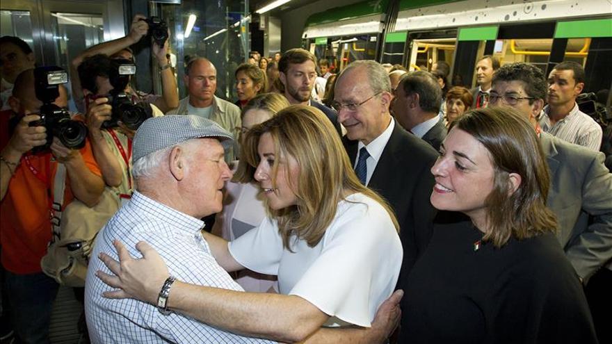 Málaga es la séptima ciudad española con metro y suma otro logro en movilidad
